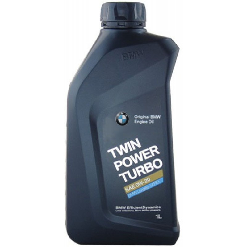 Моторное масло BMW TwinPower Turbo Longlife-14 FE + SAE 0W-20 1л