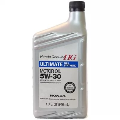 Моторное масло HONDA Ultimate Full Synthetic SAE 5W-30 0,946л (США)
