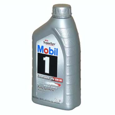 Mobil 1 Extended Life SAE 10W-60 1л масло моторное (синтетика)