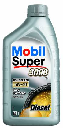 Mobil Super 3000 X1 SAE 5W-40  DIESEL 1л  (Fully synthetic)